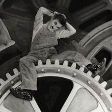 Focus Charlie Chaplin VK