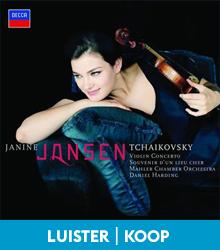 Janine Jansen Tchaikovsky