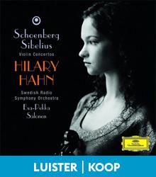 Sibelius Hilary Hahn