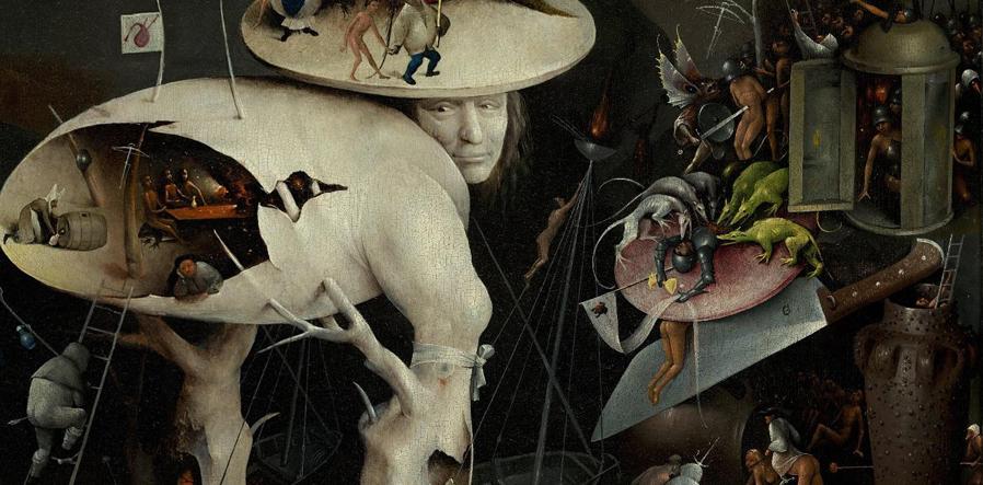 Jheronimus Bosch │ Tuin der Lusten