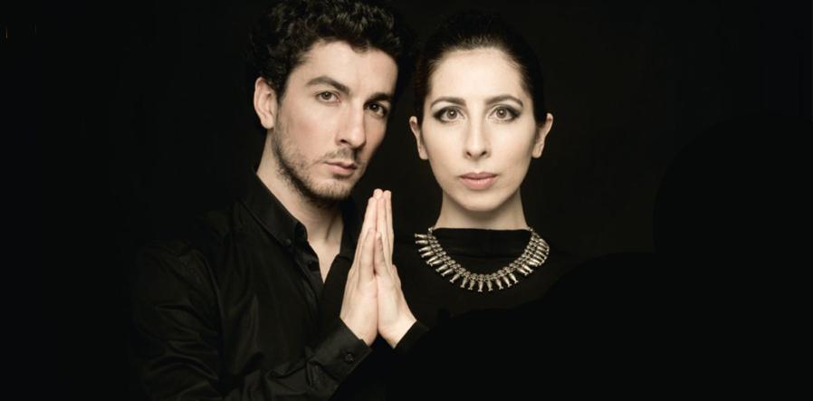 Sergey en Lusine Khachatryan