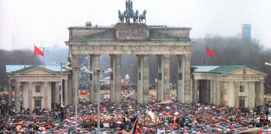 Brandenburger Tor 1989
