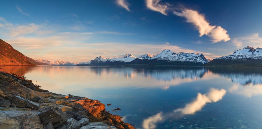 Noors fjord