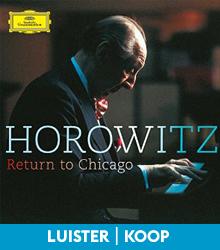horowitz return to chicago