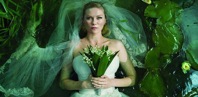 Kirsten Dunst Melancholia © REX/ Snap Stills