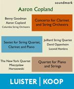 lka copland klarinet goodman