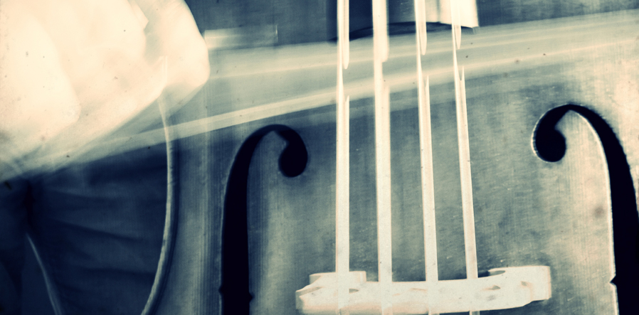 close-up cello