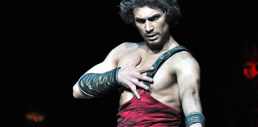 Ballet Spartacus