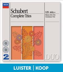 schubert complete trios