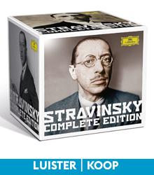 stravinsky complete
