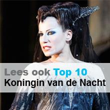 top 10 koningin
