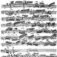Bach suite 6