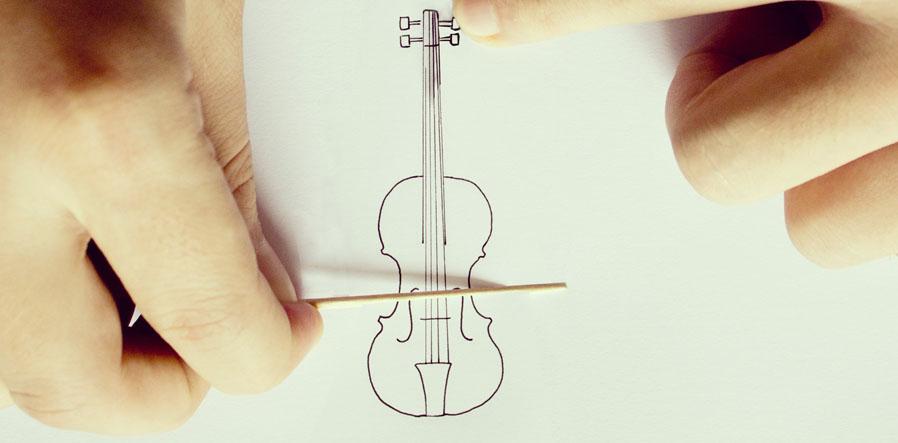 Kleine cello