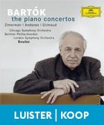 lka Bartok concerten