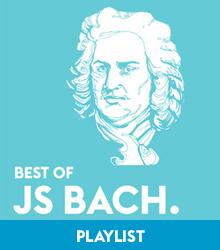 playlist bach