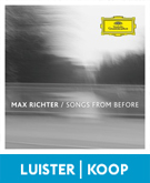 Richter, Max - Songs From Before