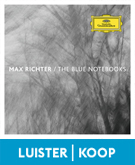 Richter, Max - The Blue Notebooks