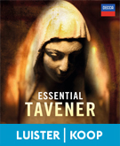 The Essential Tavener
