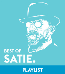 best of satie playlist