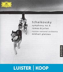 tsjaikovski symphony 6 pletnev