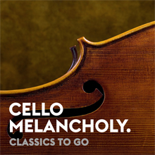 Cello Melancholy 220