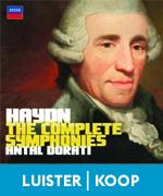 haydn complete symphonies dorati