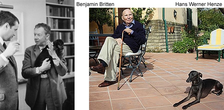 q Britten Henze