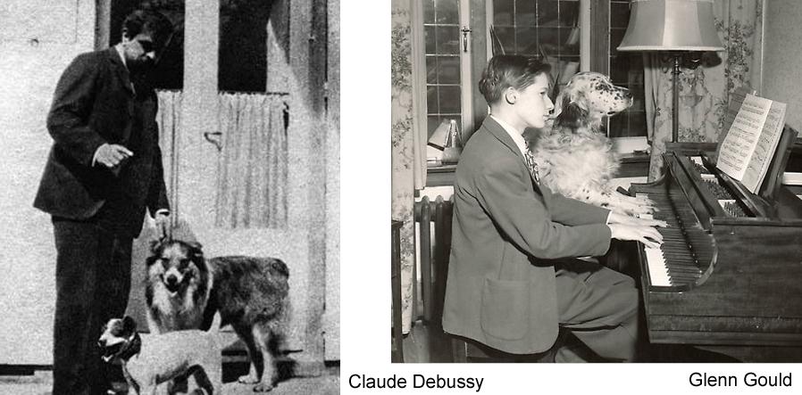 q Debussy Gould