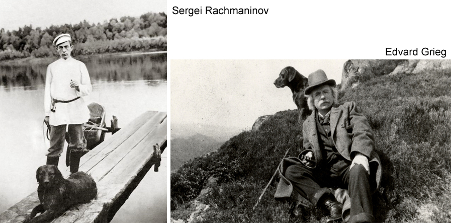 q Rachmaninov Grieg