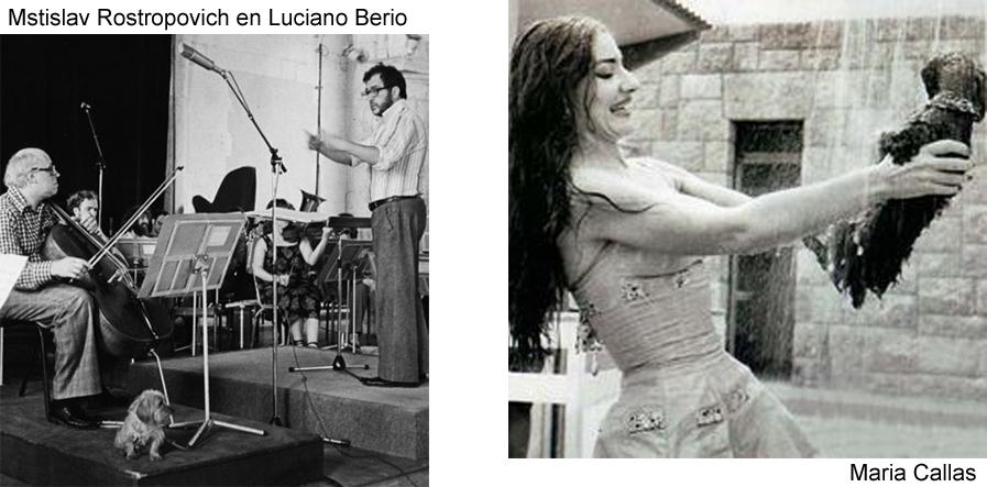 q Rostro Berio Callas