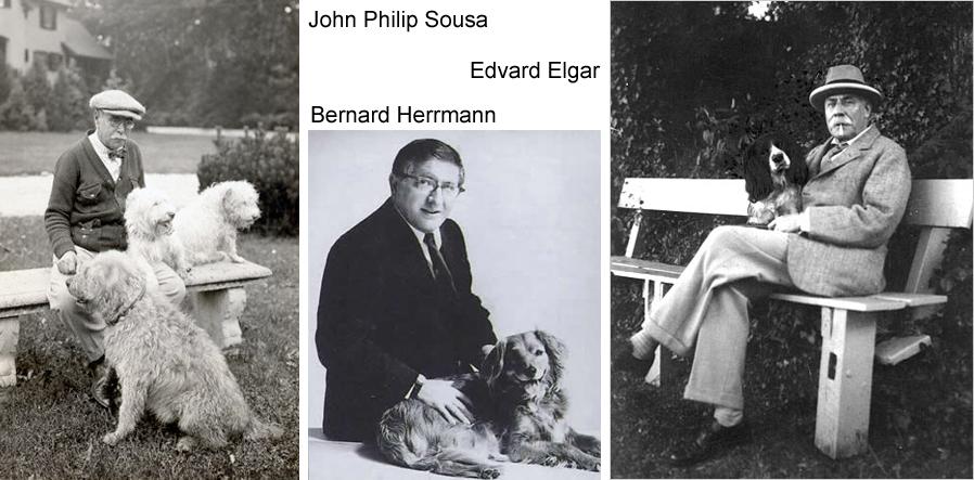q Sousa Elgar Herrmann