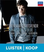 Benjamin Grosvenor, Rhapsody in Blue