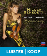 Nicola Benedetti homecoming