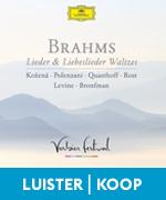 brahms lieder en liebeslieder waltzes