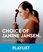 luister playlist janine jansen