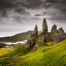 Muziek en Schotland VK