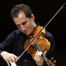 Tamestit, Antoine - Musician, Violinist, Classical music, France - performing in Cologne, Germany, Philharmonie - 24.09.2008