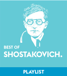 Sjostakovitsj Best of Playlist