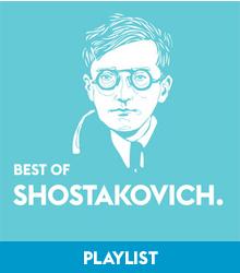 Sjostakovitsj Best of Playlist