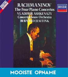 rachmaninov ashkenazy