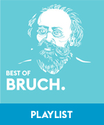 Max Bruch playlist klein