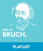 Max Bruch playlist klein