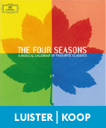 Four Seasons Vier seizoenen capbox