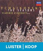 Tchaikovsky Seasons Jaargetijden maanden