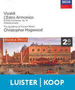 Vivaldi Fluitconcerten