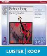 Schoenberg Strijkkwartet
