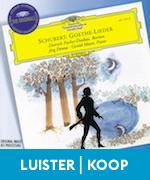 Schubert Goethe Lieder Fischer-Diskau