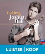 Sarasate Best of Joshua Bell