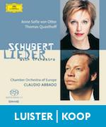 Schubert Lieder Von Otter Quasthoff