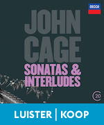 John Cage Sonatas Interludes luister koop